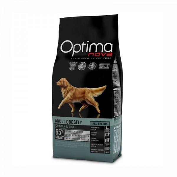 Optimanova Adult Dog Obesity