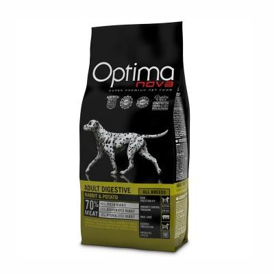 Optimanova All Breed Grain Free Coniglio