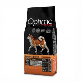Optimanova All Breed Grain Free Salmone
