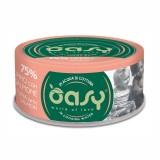 Oasy More Love Tonno e Salmone per Gatti 70gr