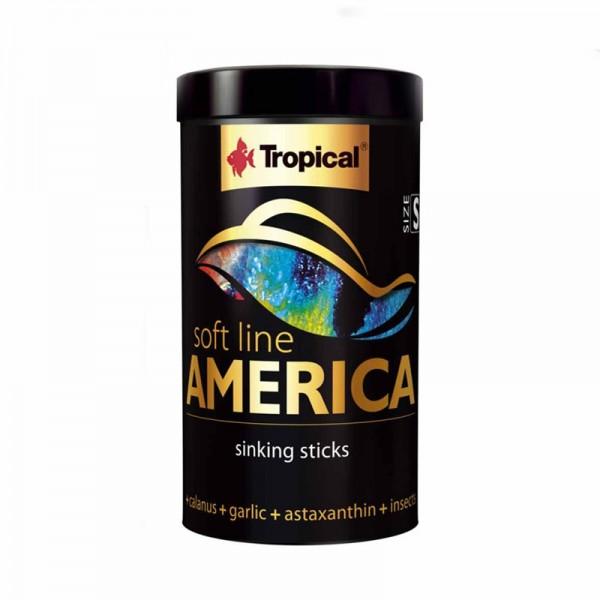 Tropical Soft Line America in Sticks