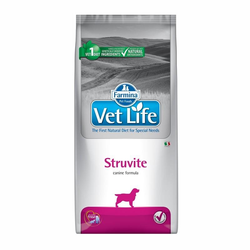 Farmina Vet-Life Struvite Cane Adult Secco