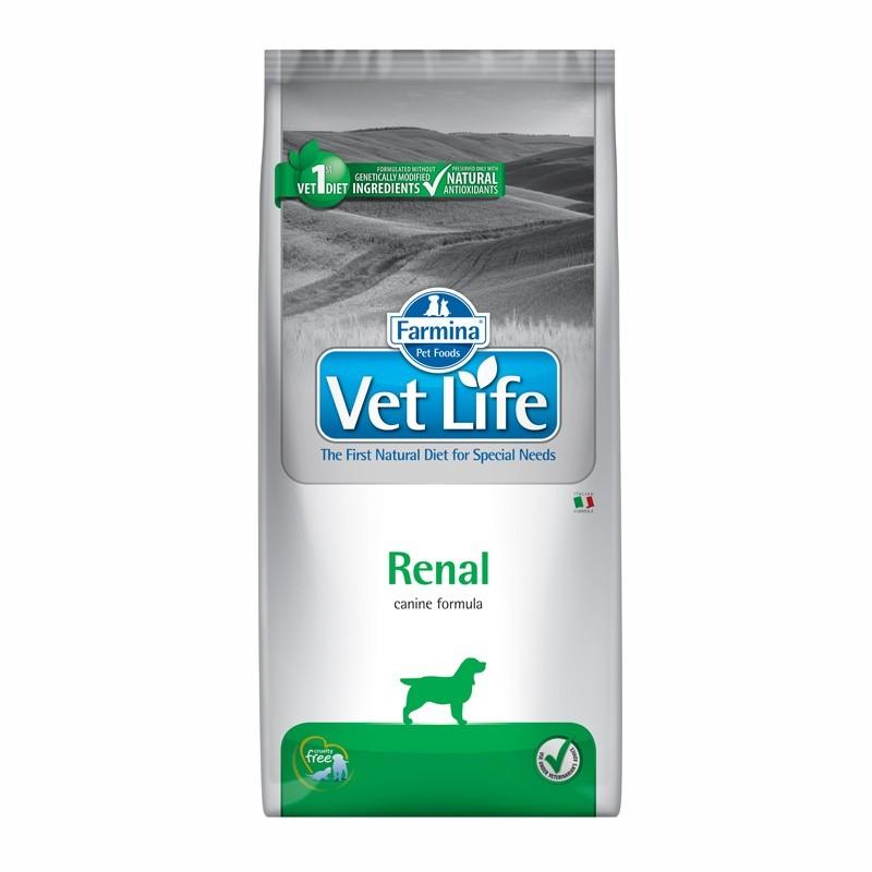 Farmina Vet-Life Renal Cane Adult Secco