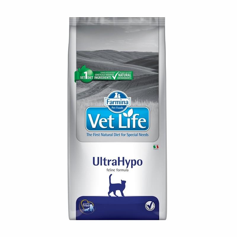 Farmina Vet-Life Ultrahypo Secco per Gatto