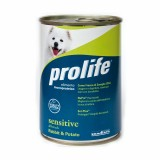 Prolife Adult Sensitive Coniglio Umido per Cani 400gr