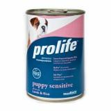 Prolife Umido per Cuccioli Puppy Agnello e Riso