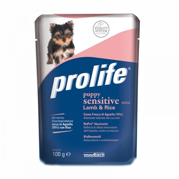 Prolife Mini Puppy Sensitive Lamb Rice