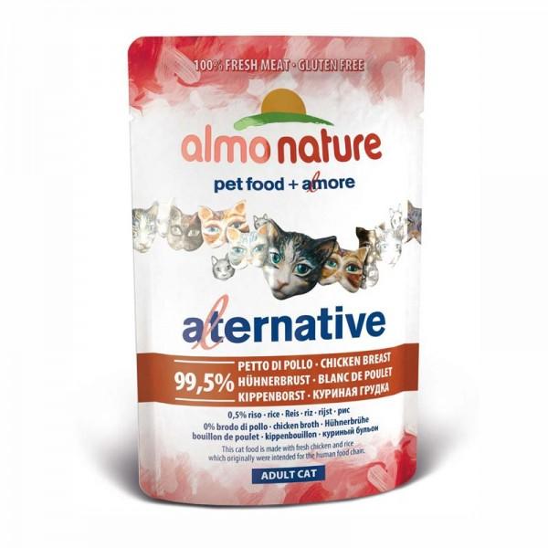 Almo Nature Alternative Fil. di Pollo per Gatto