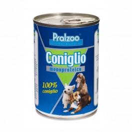 Pralzoo Nutraceutical Monoproteico Coniglio per Cani 400gr