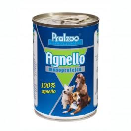 Pralzoo Nutraceutical Monoproteico Agnello per Cani 400gr