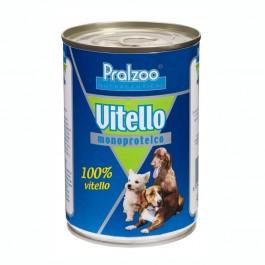 Pralzoo Nutraceutical Monoproteico Vitello per Cani 400gr