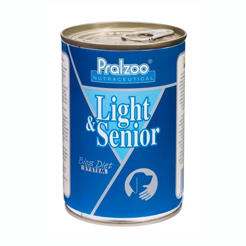 Pralzoo Light&Senior per Cani 400gr