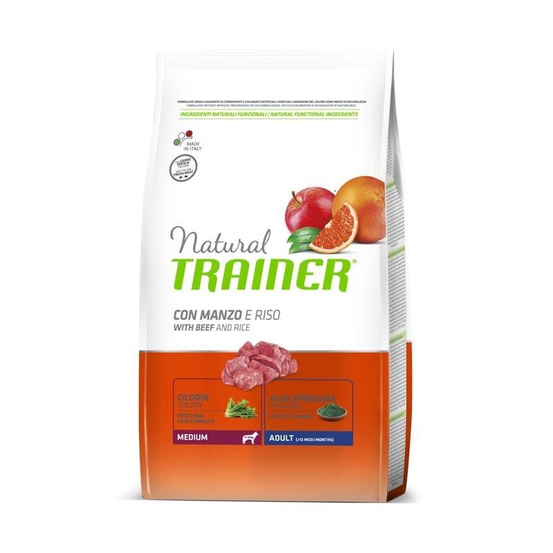 Trainer Natural Adult Medium Manzo