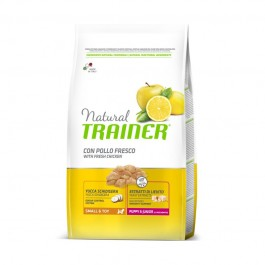 Trainer Natural Small & Toy Puppy & Junior
