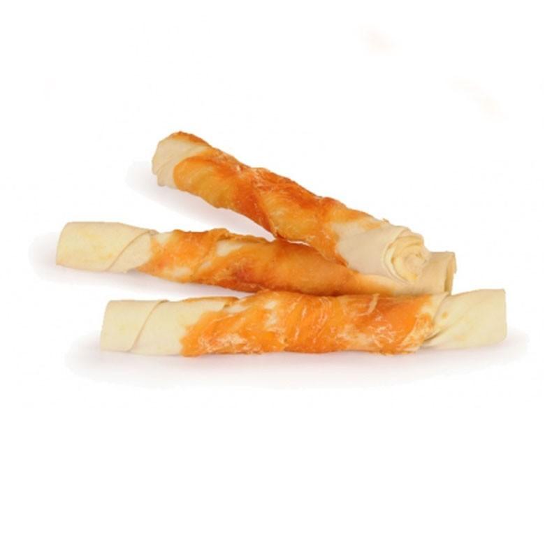 Camon Stick Rolls con Pollo Rollie Chew