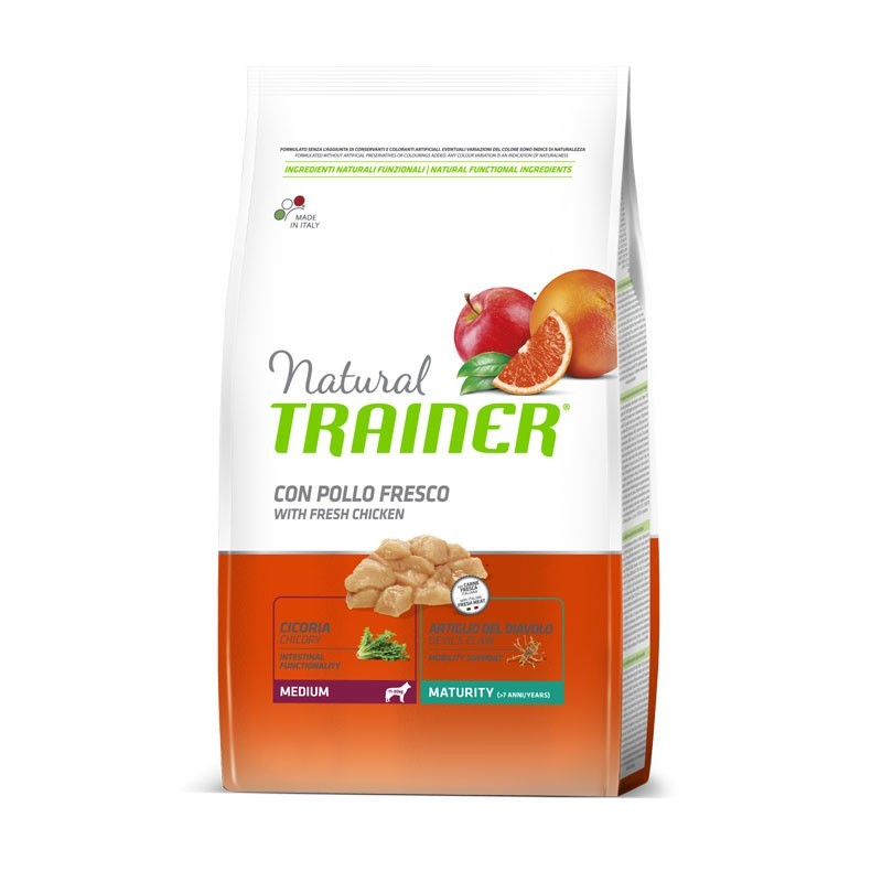 Trainer Natural Medium Maturity