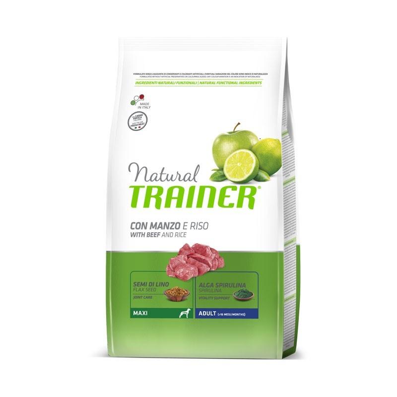 Trainer Natural Maxi al Manzo