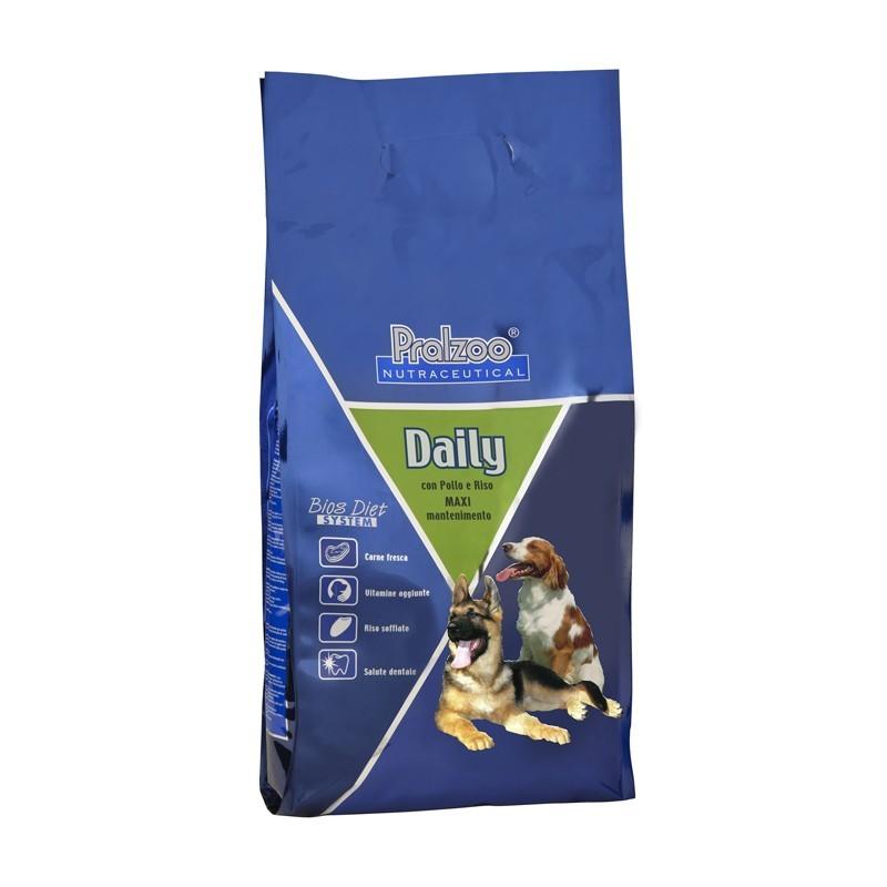 Pralzoo Daily Maxi Pollo e Riso