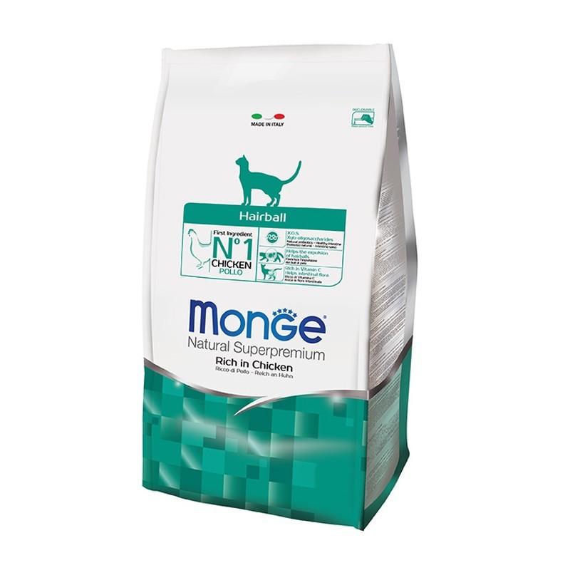 Monge Adult Hairball Per Gatto