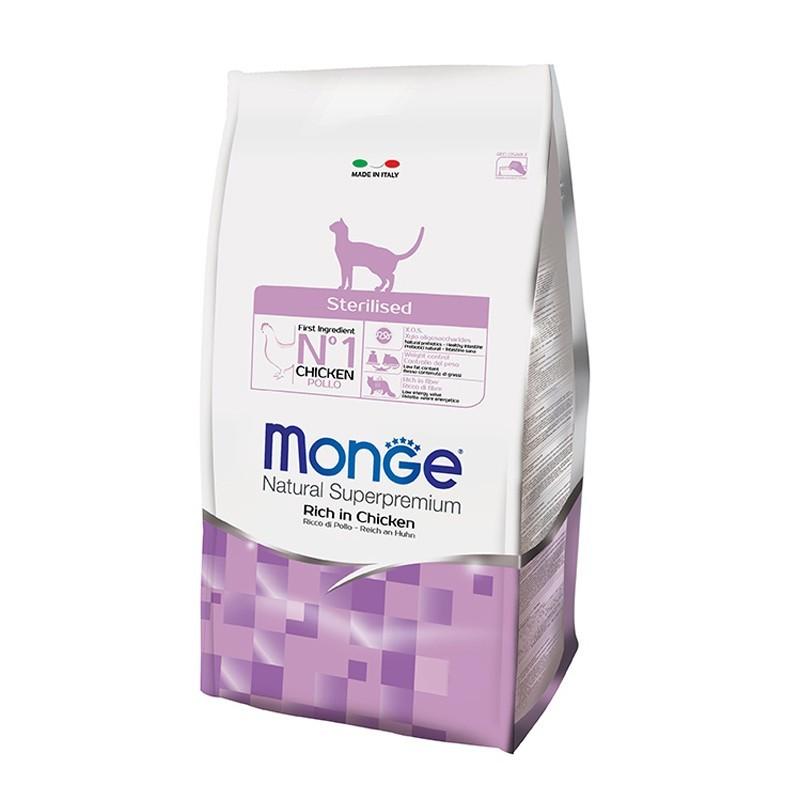 Monge Adult Sterilized Per Gatto