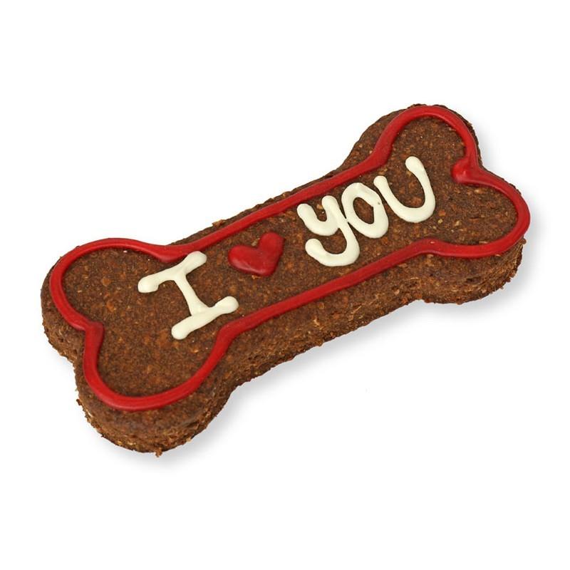 Bau Bau Cake Biscotto Osso I Love You