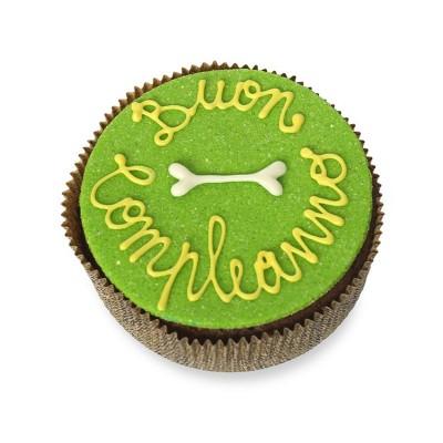 Bau Bau Cake Torta Verde Buon Compleanno