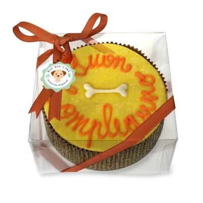 Bau Bau Cake Torta Gialla Buon Compleanno