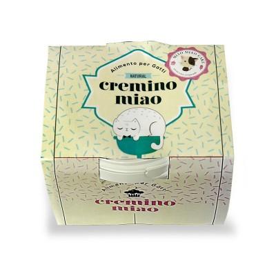 Bau Bau Cake Cremino Al Naturale Per Gatti
