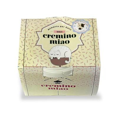 Bau Bau Cake Cremino Al Manzo Per Gatti