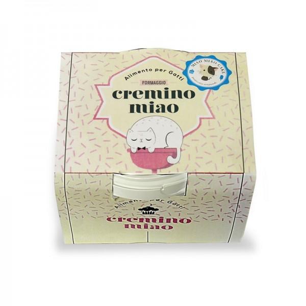 Bau Bau Cake Cremino Al Formaggio Per Gatti
