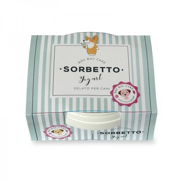 Bau Bau Cake Gelato Sorbetto Allo Yogurt