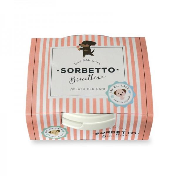 Bau Bau Cake Gelato Sorbetto Al Biscotto