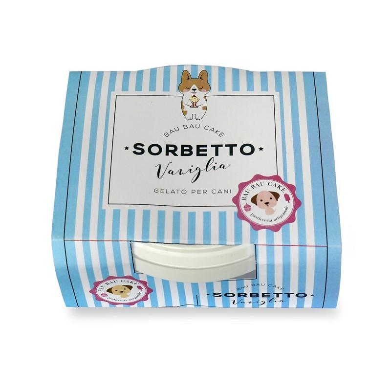 Bau Bau Cake Gelato Sorbetto Alla Vaniglia