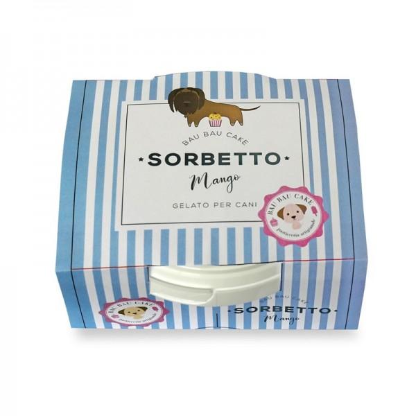 Bau Bau Cake Gelato Sorbetto Al Mango