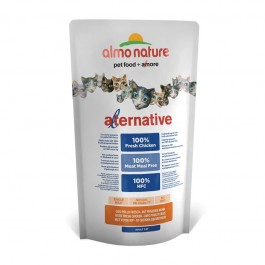 Almo Nature Alternative Pollo e Riso Per Gatto