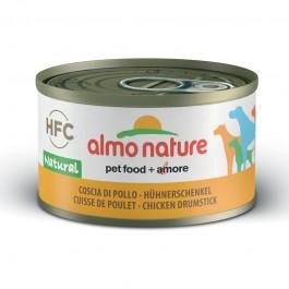 Almo Nature HFC con Coscia di Pollo per Cani 95gr