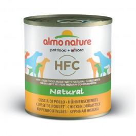 Almo Nature HFC con Coscia di Pollo per Cani 280gr