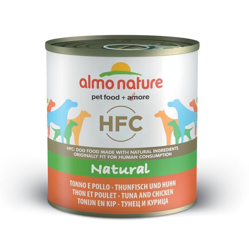 Almo Nature HFC con Tonno e Pollo per Cani 280gr