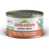Almo Nature HFC con Tonno e Pollo per Cani 95gr