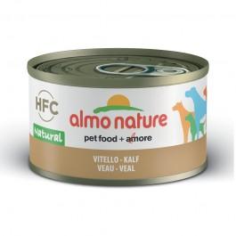 Almo Nature HFC con Vitello per Cani 95gr