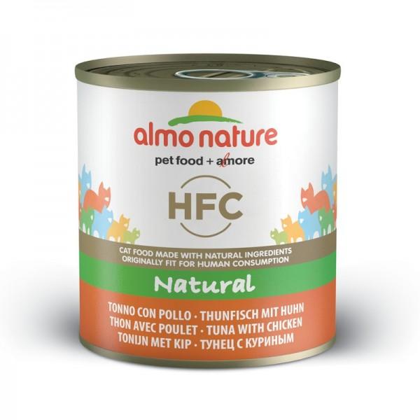 Almo Nature HFC al Tonno e Pollo per Gatto 280gr