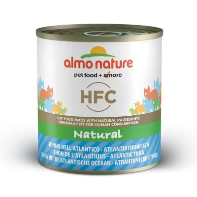 Almo Nature HFC al Tonno Atlantico per Gatto 280gr
