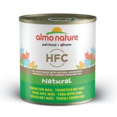 Almo Nature HFC al Tonno e Mais per Gatto 280gr
