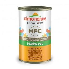Almo Nature HFC con Coscia di Pollo per Gatto 140gr