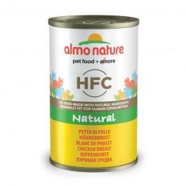 Almo Nature HFC con Petto di Pollo per Gatto 140gr