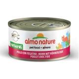 Almo Nature HFC al Pollo e Fegato per Gatti 70gr