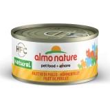 Almo Nature HFC al Filetto di Pollo per Gatti 70gr