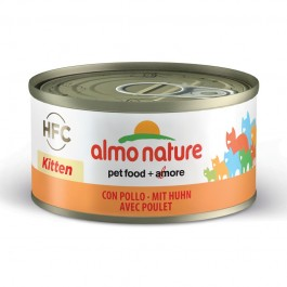 Almo Nature HFC al Pollo per Gattini 70gr