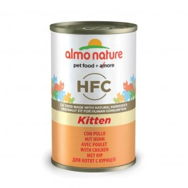 Almo Nature HFC al Pollo per Gattini 140gr