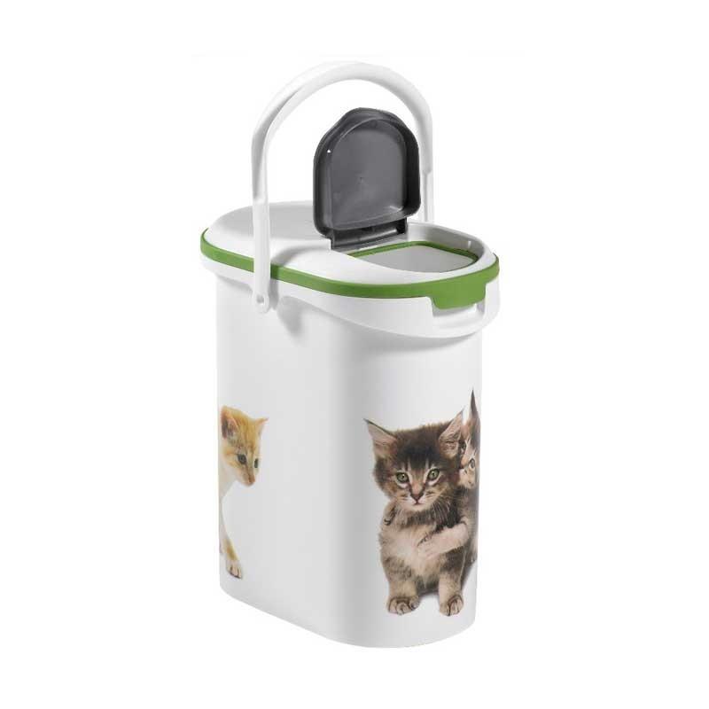Curver porta crocchette da 4kg per gatti robinson pet shop - Porta per gatti ...